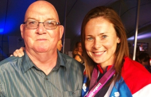 Sarah and Phil Thomas