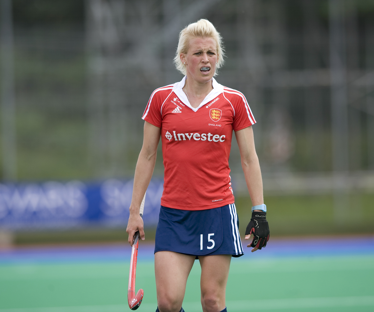 Investec World League Semi Final Interview: Alex Danson ...