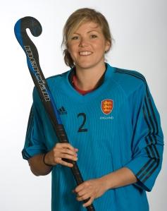 England's Kirsty MacKay