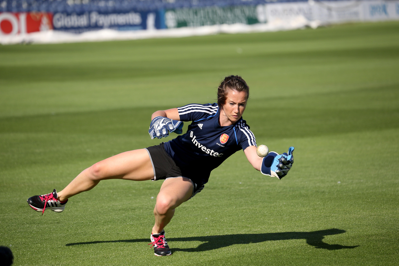 Maddie Hinch goalkeeper