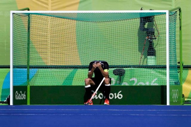 APTOPIX Rio Olympics Hockey Men