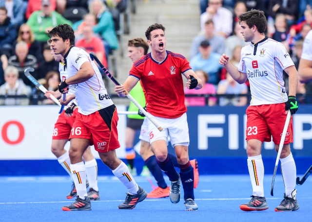 Great Britain v Belgium (RR)